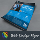 Web Design Flyer Template | Volume - 3 - GraphicRiver Item for Sale