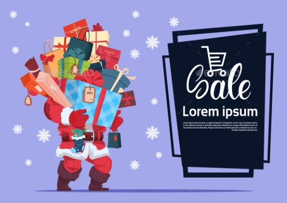 GraphicRiver Black Friday Christmas and Happy New Year 21154779