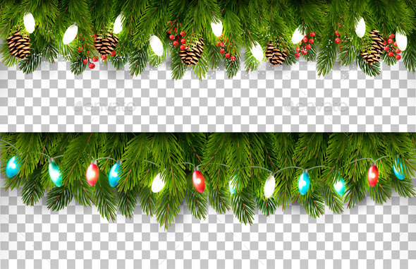 GraphicRiver Two Christmas Holiday Boards 21155085
