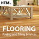 Flooring, Paving and Tiling Services HTML Template