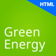 Green Energy - For Renewable Energy Company HTML Template - ThemeForest Item for Sale