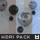 5 High Resolution Sky HDRi Maps Pack 016