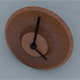Wood Clock - 3DOcean Item for Sale