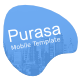 Purasa – Responsive Mobile Template - ThemeForest Item for Sale
