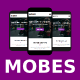 Mobes - Multipurpose Mobile Template - ThemeForest Item for Sale