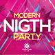 Night Club Party Poster / Flyer - GraphicRiver Item for Sale
