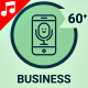 Customer Service Business Support Icon Set - Line Animated Icons