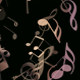 Amazing Music Notes Photoshop Action - GraphicRiver Item for Sale
