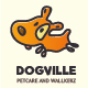 Dogville Dog Logo - GraphicRiver Item for Sale