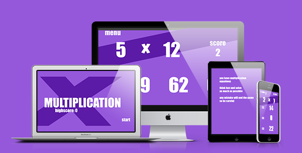 Download Source code              Math Game: Multiplication            nulled nulled version