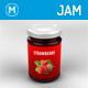 Jam Mockup