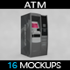 ATM MockUp - GraphicRiver Item for Sale