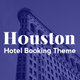 Houston - Online Hotel, Resort & Accommodation Booking WordPress Theme - ThemeForest Item for Sale