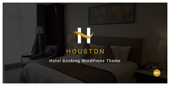Houston - Online Hotel, Resort & Accommodation Booking WordPress Theme