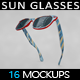 Sun Glasses Mockup - GraphicRiver Item for Sale