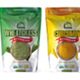 Wheatgrass Powder Packaging Template