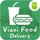 Viavi Food Delivery Android App - CodeCanyon Item for Sale