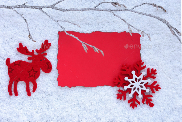 Christmas background with space for your text. Greeting card wit - Stock Photo - Images