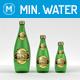 Mineral Water Mockup