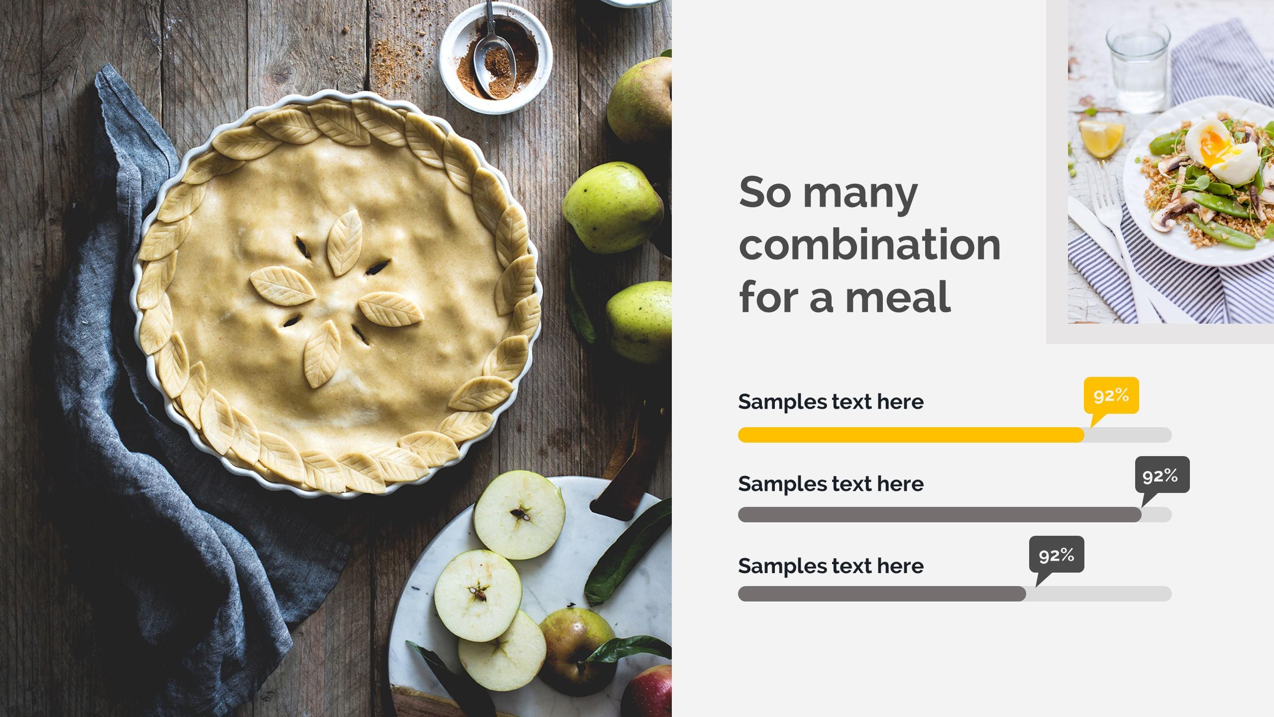 Big food creative powerpoint template by zinstudio graphicriver jpg preview image setslide57 toneelgroepblik Images