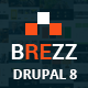 Brezz - Responsive Multi-Purpose Drupal 8.4 Theme