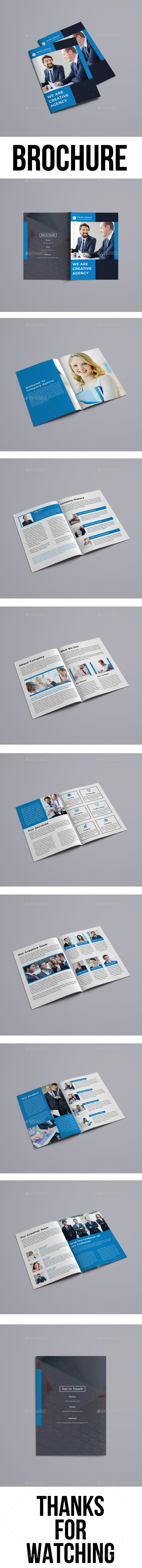 GraphicRiver Brochure 21155223
