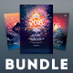 New Year Flyer Bundle Vol.11 - GraphicRiver Item for Sale