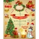 Collection of Christmas Ornaments - GraphicRiver Item for Sale