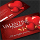 Valentines Gift Voucher V04 - GraphicRiver Item for Sale