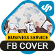 Business Solutions FB Cover Timeline - AR