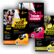 Fitness/Zym Flyer - GraphicRiver Item for Sale