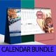 Desk Calendar 2018 Bundle V2 - GraphicRiver Item for Sale