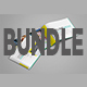 1 in 2 Brochure Bundle - GraphicRiver Item for Sale