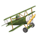 Cartoon Retro Plane - GraphicRiver Item for Sale