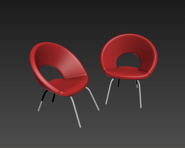 3DOcean armchair 21161196
