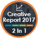 Creative Report 2017 - Powerpoint Bundle - GraphicRiver Item for Sale