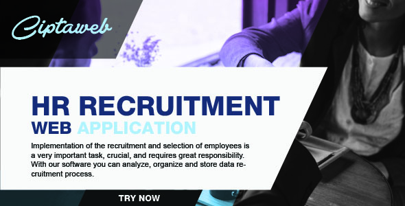 HR Recruitment System - CodeCanyon Item for Sale