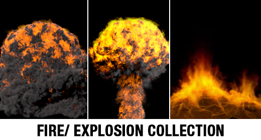 Fire & Explosion Collection