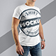 10 Mockup T-Shirt (Updated) - GraphicRiver Item for Sale