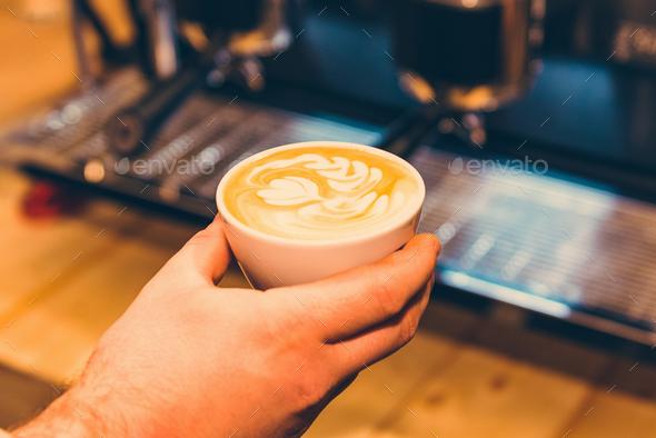 Espresso Machine - Stock Photo - Images