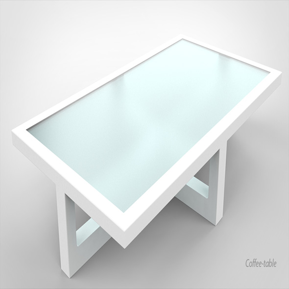 3DOcean Coffee table 21162724