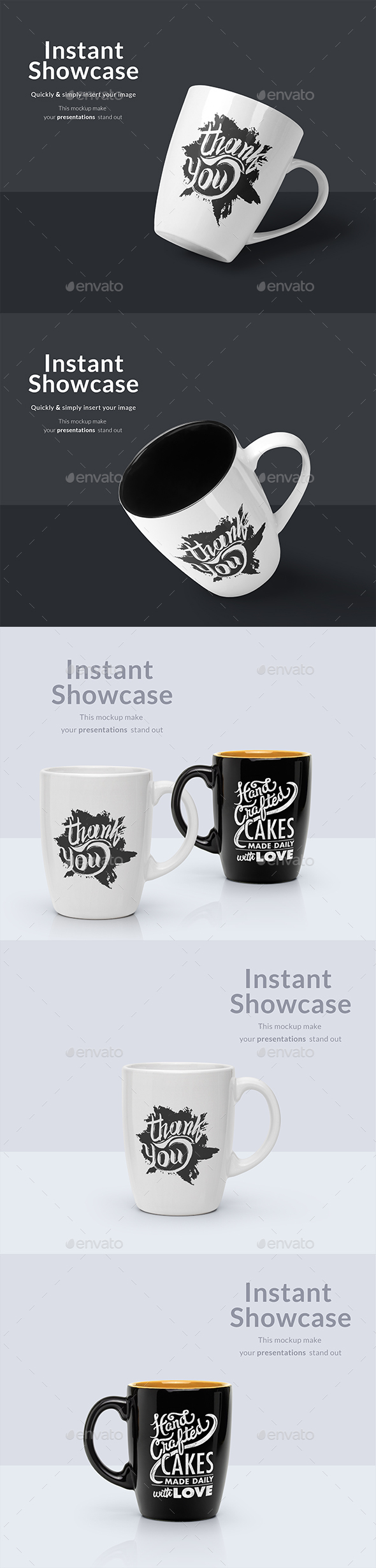 Mug Mockup - Product Mock-Ups Graphics