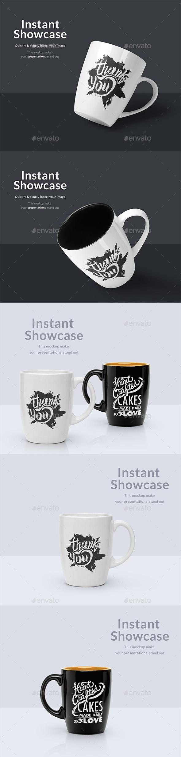 GraphicRiver Mug Mockup 21162840