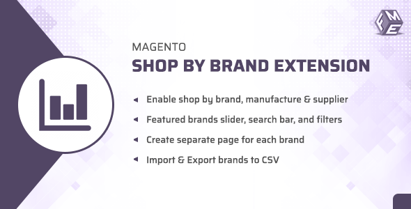 Magento Shop By Brand & Manufacturer Extension - CodeCanyon Item for Sale