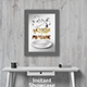 Realistic frame mockup - GraphicRiver Item for Sale