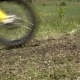 Motorbike Speeding on Dirt - VideoHive Item for Sale