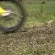 Motorbike Speeding on Dirt - VideoHive Item for Sale