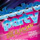 Electro Party (Flyer Template 4x6) - GraphicRiver Item for Sale