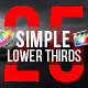 Lower Thirds for FCPX - VideoHive Item for Sale