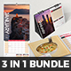 3 in 1 Bundle Calendar 2018